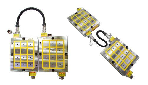 eepm-c modular magnetic cnc workholding chuck