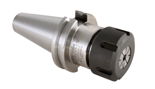 CAT40 and CAT50 collet chucks TG100 style