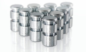 small precision metal parts for polishing and deburring